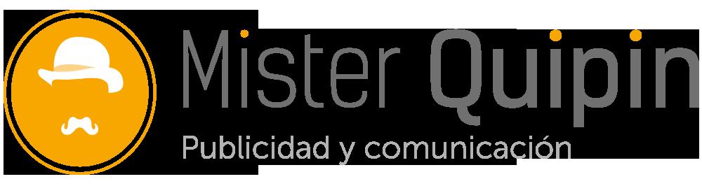 Mister Quipin – Publicidad y Comunicación