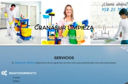 Granasur-Limpieza