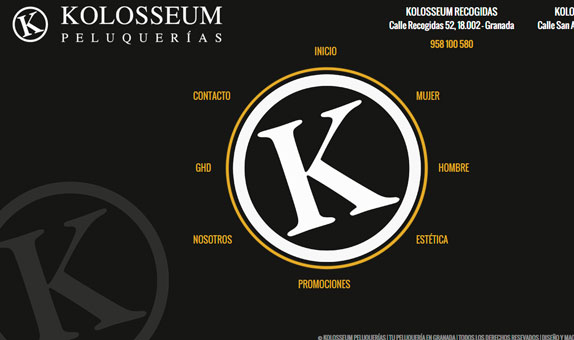 Kolosseum-Peluquerias