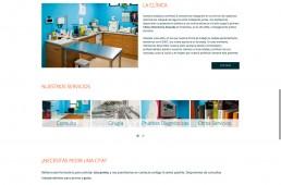 Clínica Veterinaria Alcazaba - Inicio